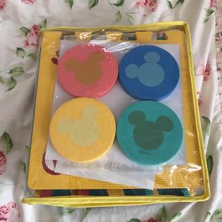 ディズニー(Disney)の新品未使用ワールドディズニージョイントマット(フロアマット)