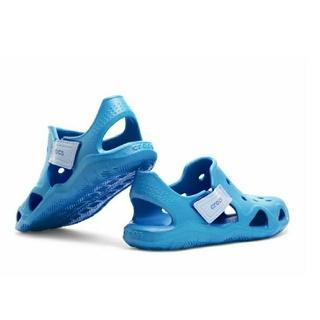 crocs - 【新品】19,5cm クロックス サンダル