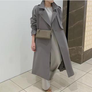 DEUXIEME CLASSE - 新品未使用 YONFA  mode trench coat S yonfaコート