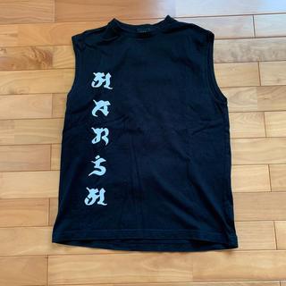 ジーヴィジーヴィ(G.V.G.V.)のGVGV ノンスリーブTシャツ(Tシャツ(半袖/袖なし))