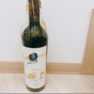toshi様専用 オーパスワン2本(ワイン)