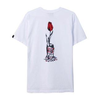 アフターベース(AFTERBASE)のwasted youthチューリップTシャツ 超希少XLサイズ(Tシャツ/カットソー(半袖/袖なし))