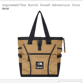 Supreme - supreme north face トート バック
