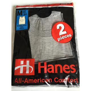 ヘインズ(Hanes)の値下げしました。Hanes スリーブレスシャツ 2枚セット(タンクトップ)