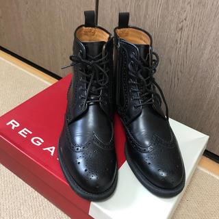 REGAL - リーガル ウィングチップ ブーツ