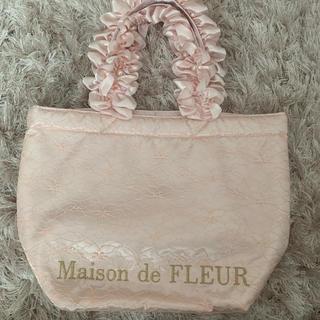 Maison de FLEUR - Maison de FLEUR 手持ちバック