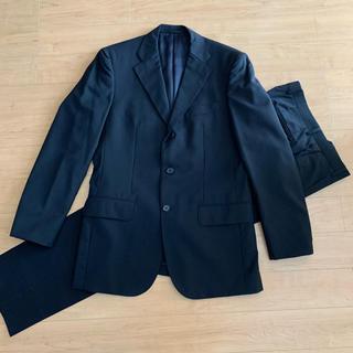 サマー ブラックスーツ L(セットアップ)