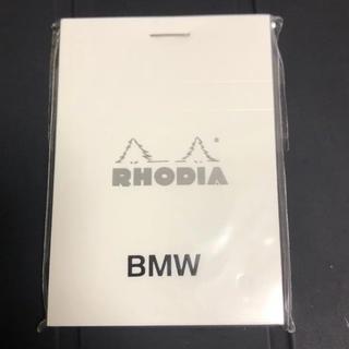 ビーエムダブリュー(BMW)のbmwメモ帳(ノート/メモ帳/ふせん)