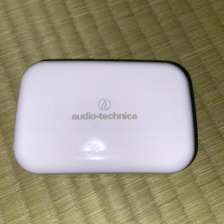 オーディオテクニカ(audio-technica)のオーディオテクニカ社製 コンパクトスピーカーAT-SPP30 ホワイト(スピーカー)