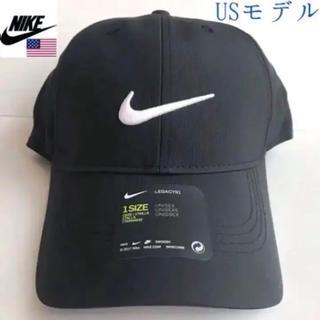 ナイキ(NIKE)のレア【新品】NIKE USA キャップ 帽子 ブラック(キャップ)