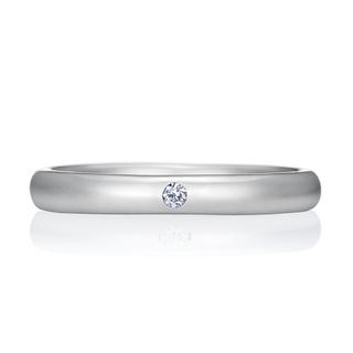 ヨンドシー(4℃)の4℃ ペアリング 刻印有り(リング(指輪))
