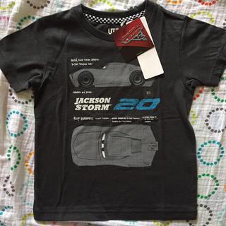 ユニクロ(UNIQLO)の新品☆100センチ ユニクロ×カーズ3 ストーム Tシャツ(Tシャツ/カットソー)