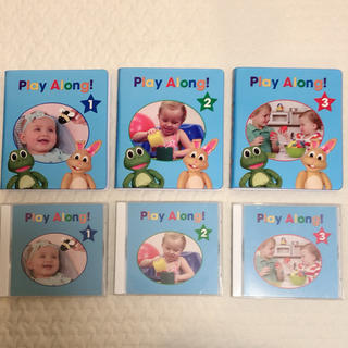 ディズニー(Disney)のディズニー英語システム プレイアロング ブルーレイ CD(知育玩具)