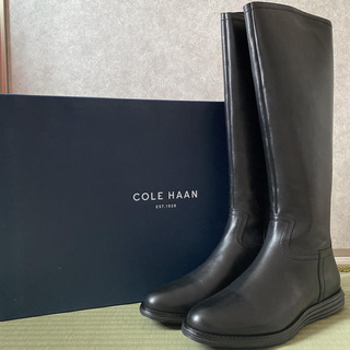 Cole Haan - COLE HAAN コールハーン ロングブーツ ブラック