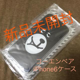 コーエン(coen)のiPhone6ケース 新品未開封(モバイルケース/カバー)