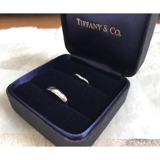 ティファニー(Tiffany & Co.)の【新品未使用】ティファニーマリッジリング ペア(リング(指輪))