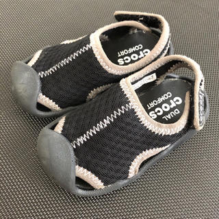 crocs - クロックス c6 サンダル