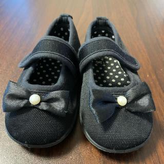 ニシマツヤ(西松屋)の【13cm】フォーマルシューズ 靴 女の子 黒(フォーマルシューズ)