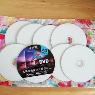 ティーディーケイ(TDK)のTDK DVD―R 120 分〈録画用〉8枚(その他)