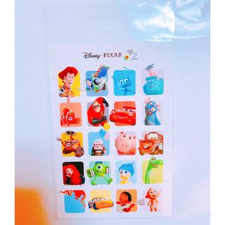 ディズニー(Disney)のディズニー ピクサー ポストカード(写真/ポストカード)