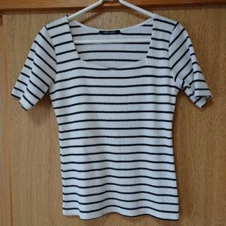 ワンウェイ(one*way)のレディース トップス 半袖 半袖Tシャツ Tシャツ (Tシャツ(半袖/袖なし))