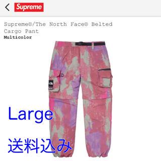 Supreme - Supreme TNF Cargo Pant Multicolor Large