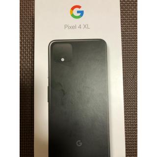 Softbank - 【値下不可】Google Pixel4 XL 64GB 黒(SIMフリー)