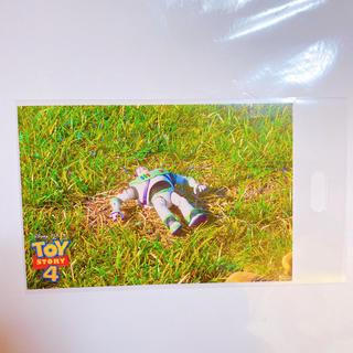 ディズニー(Disney)のトイストーリー4 ポストカード バズ・ライトイヤー(写真/ポストカード)