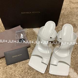 ボッテガヴェネタ(Bottega Veneta)のBOTTEGA VENETA サンダル ダニエルリー ボッテガヴェネタ (サンダル)