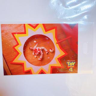 ディズニー(Disney)のトイストーリー4 ポストカード デューク・カブーン(写真/ポストカード)