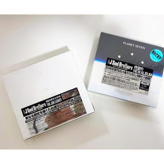 三代目J SOUL BROTHERS 初回アルバム CD +ブルーレイ