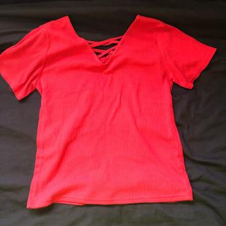 ワンウェイ(one*way)のone way  Tシャツ トップス 美品(Tシャツ(半袖/袖なし))