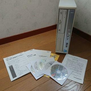 NEC - 【値下げ】NECデスクトップPC