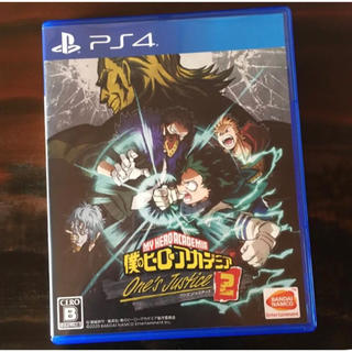 PlayStation4 - 僕のヒーローアカデミア 2 One's Justice2 PS4