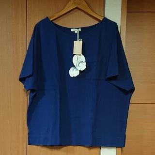 スタディオクリップ(STUDIO CLIP)のstudio CLIP USA コットンポケツキVTシャツ 新品 スタジオク(Tシャツ(半袖/袖なし))