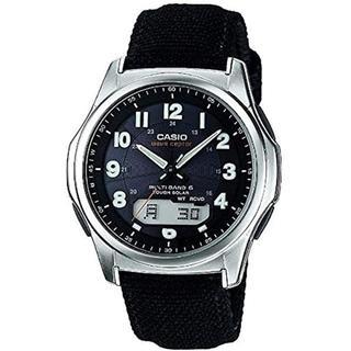 カシオ(CASIO)の【新品未使用】CASIO ウェーブセプター 電波 WVA-M630B-1AJF(腕時計(デジタル))