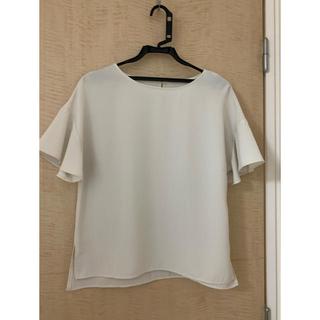 ニジュウサンク(23区)のシェアパーク フリルスリーブ(シャツ/ブラウス(半袖/袖なし))