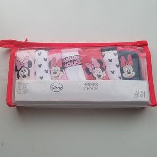 H&M - ♥H&M 7枚セット パンツ ミニー♥