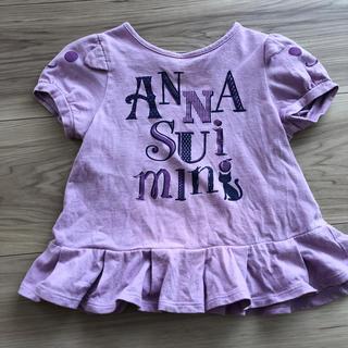 アナスイミニ(ANNA SUI mini)のアナスイミニ  Tシャツ 90(Tシャツ/カットソー)