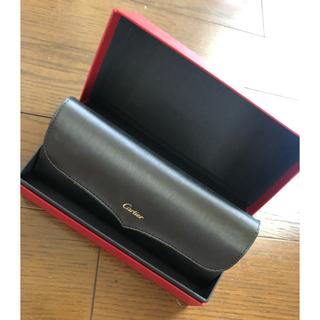 カルティエ(Cartier)のCartier 4点セットカルティエ メガネケース サングラスケース(サングラス/メガネ)