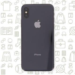 アイフォーン(iPhone)の【C】iPhoneX/64/SIMフリー(スマートフォン本体)