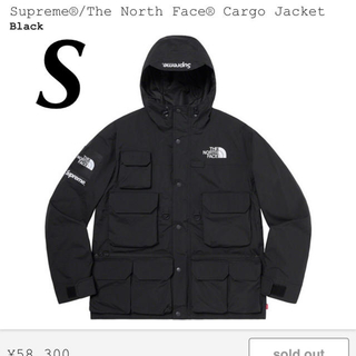 Supreme - Supreme The North Face Cargo Jacket ブラック