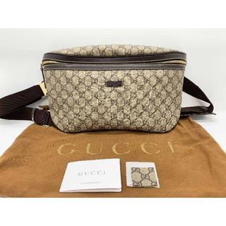 グッチ(Gucci)のグッチ ボディバッグ ウエストバッグ 211110(0444-25)(ボディーバッグ)