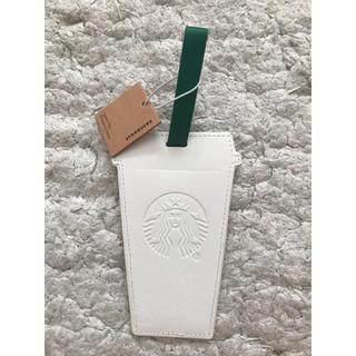スターバックスコーヒー(Starbucks Coffee)のStarbucks*バゲージタグ(旅行用品)