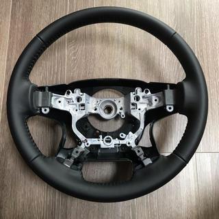 トヨタ(トヨタ)のアルファード30系後期 純正ハンドル(車種別パーツ)