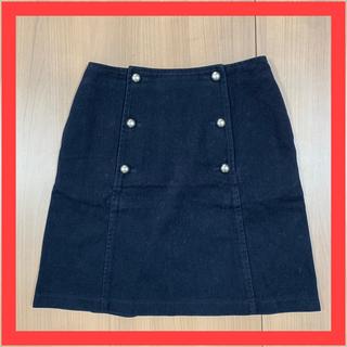 moussy - MOUSSY マウジー スカート ひざ丈