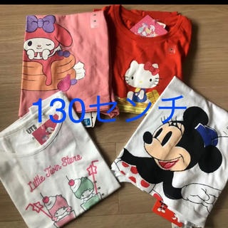 ユニクロ(UNIQLO)のユニクロ、Tシャツ、130(Tシャツ/カットソー)