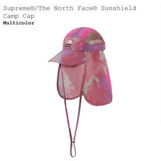 シュプリーム(Supreme)のSupreme North Face Sun Shield Camp Cap (キャップ)