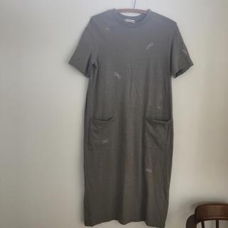 mina perhonen - ミナペルホネン minaperhonen ワンピース Tシャツ choucho