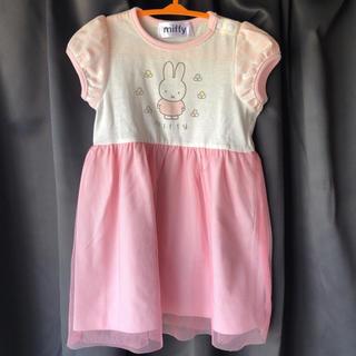 futafuta - miffy ミッフィー ワンピース 女の子 ピンク しまむら バースデー